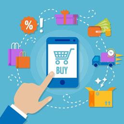 طراحی و توسعه سایت تجارت آنلاین