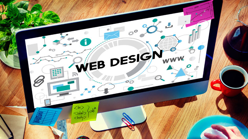 تاثیر طراحی عالی وب سایت بر ذهن مخاطبان