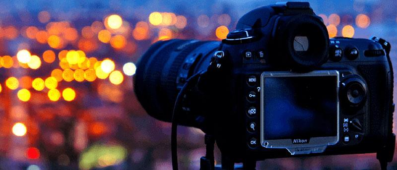 استفاده از عکاس حرفه ای در طراحی سایت