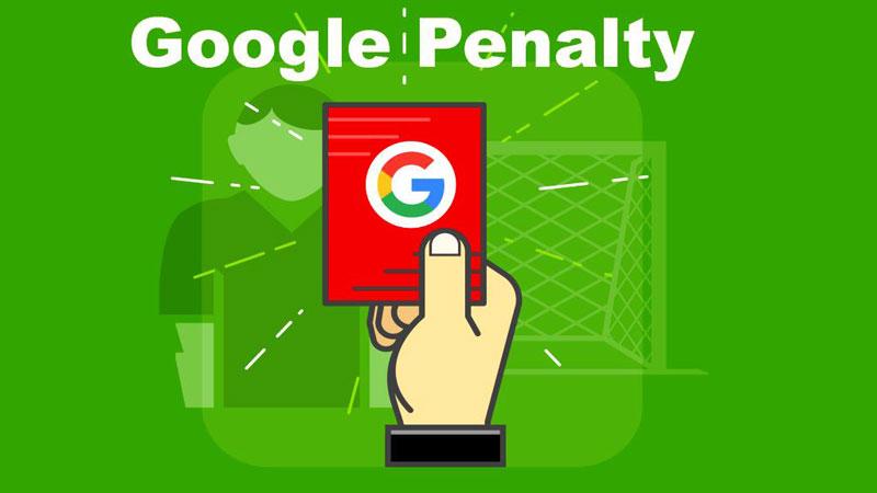 پنالتی گوگل به چه معناست؟