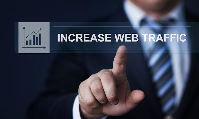 نکاتی برای افزایش بازدید وب سایت