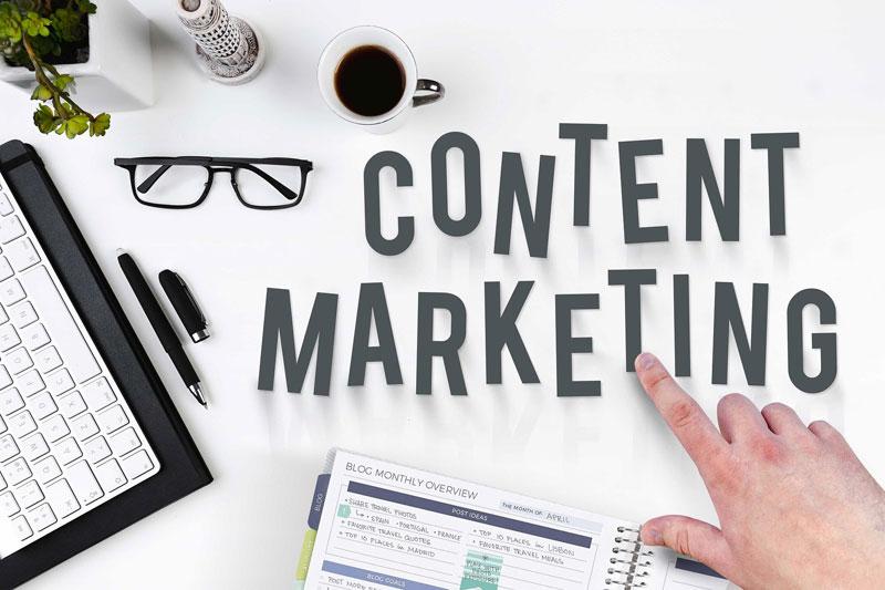 اهمیت بازاریابی محتوا برای کسب و کارها