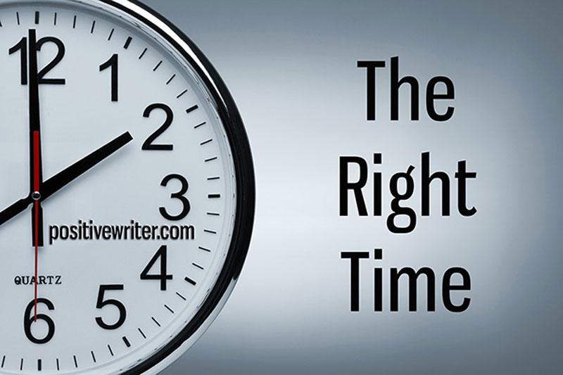 زمان مناسب برای راه اندازی وب سایت